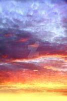Colorful clouds 2 ~ S T O C K by AStoKo by AStoKo