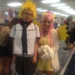 2015 MagicCity Comic con - Humanized Fluttershy by BlakeandAlex12