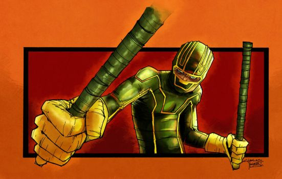 Kick-Ass-Practice by Joey-Zero