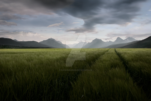 Exclusive Premade Mountains by AlexandriaDior