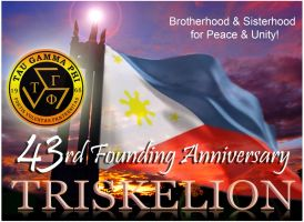 43rd Founding Anniversary TGP by khingfiles
