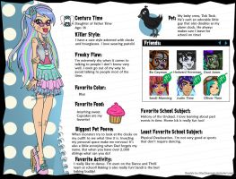 Centura Time Updated Profile by pixiesera