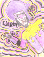 Clopin Trouilleifou, Gypsy Puppeteer by DisneyTolkienFanGirl