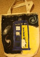 Dr Who Adipose Bag by AlreadyOverWhat