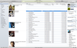 Full screen iTunes 10.4 by sinistermaniac