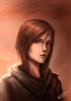 Portrait - Full view by Jadeitor