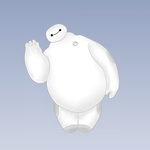 Baymax by OcarinaHero