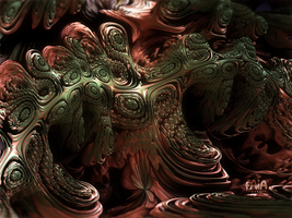 Dimentional Insight II by FAIA-Fractals