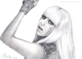 Lady Gaga by IPPO-Lita
