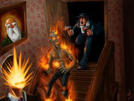 Mansions of Madness by fdiskart