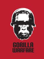 Gorilla Warfare by AKADoom