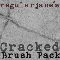 Brush Pack Cracked Set One by regularjane