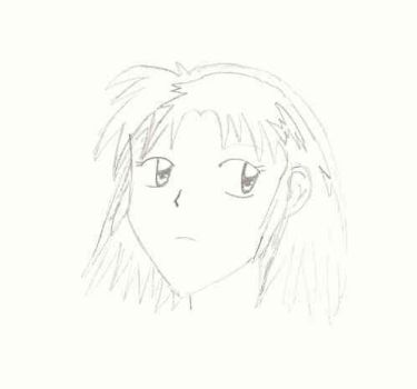 Me in InuYasha Style by AkuRoosterHead