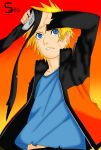 Uzumaki in Sunset~ Naruto Shippuden by FeatherLetters