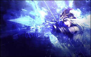 Ashe by Kyle-Garland