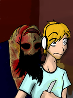 PewDiePie - The Crooked Man by SethShion