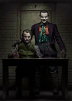 The Jokers by glennmeling