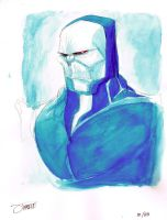 25 Days of DC - Darkseid by JeremyTreece