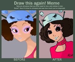 Draw This Again by Miraxe