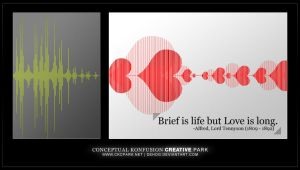 Brief is Life but Love is long by dehog