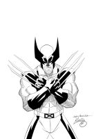 Wolverine Ink #3 by SWAVE18