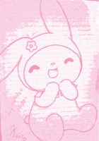 my melody by kori7hatsumine