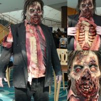 The Living Dead of Zombie at Long Beach Comic Con by trivto