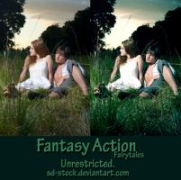 Fantasy Action 2 by sd-stock