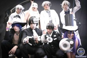 Soul Eater Group XD by biia-14