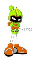 Bomberman Adventures - Altos by Indy1988