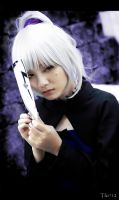 Yin Cosplay - Darker than Black by rae-yei