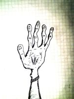 Hand by Nafrax