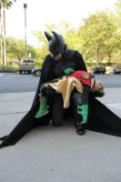 The Death of Damian Wayne by ComicChic19