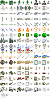 Military Icons by military-icons