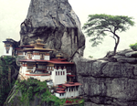 Pagoda Cliff by AmberMint