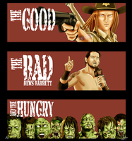 The Good, The Bad, and The Hungry by Roselyne777