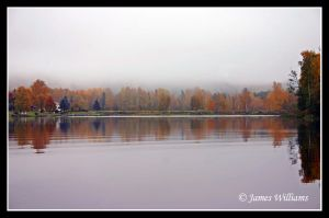 Autumn in Borlange, Sweden by jiiimmyw