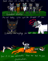 The Resistance: Rise Of The Runaways Page 4 by Catosmosis