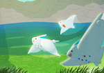 DMAP: Togekiss - sun skipping by turusai