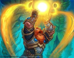 Paladin Holy Ability by Gimaldinov