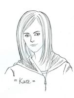 Kate comic style by Norloth
