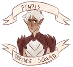 Fenris Defense Squad by 1000butts