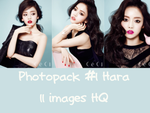 Hara (Kara) Photopack #1 by jangddh1932001