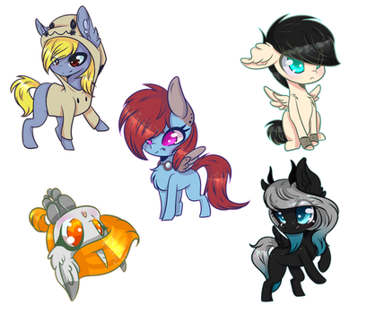 Chibi Requests by BlazingCookie717