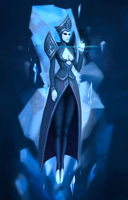 frozen mage by Fl3xo