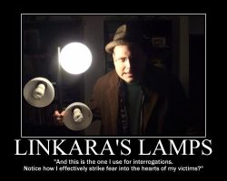 Motivation - Linkara's Lamps by Songue