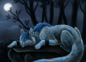 Enjoy the Silence by animalartist16
