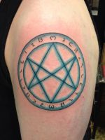 Seal Of Orichaclos Tattoo by HowlOWeen