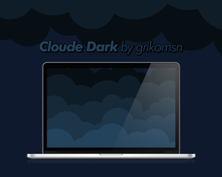 Cloude Dark by grikomsn