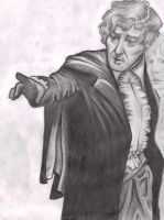 Unfinished Third Doctor by Coconut-CocaCola
